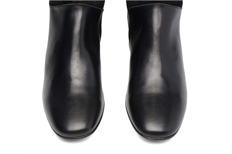Bottes Made by SARENZA Winter Ski #3 Noir vue portées chaussures