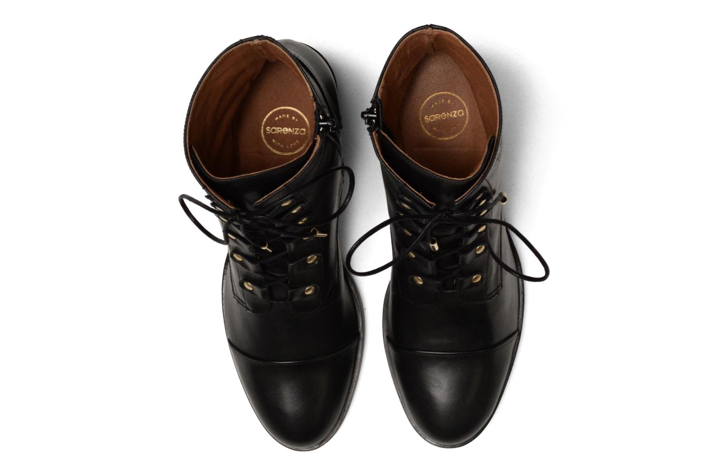 Stivaletti e tronchetti Made by SARENZA Boots Camp #22 Nero modello indossato