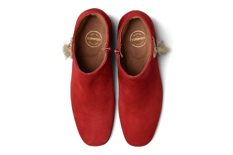 Grandes descuentos últimos zapatos Made by SARENZA Boots Camp #3 (Rojo) - Botines  Descuento