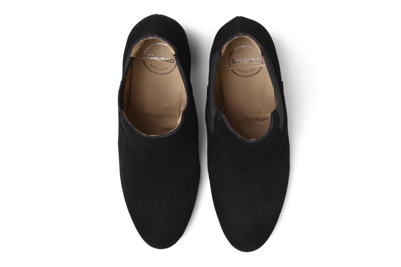 Bottines et boots Made by SARENZA Winter Freak #3 Noir vue portées chaussures