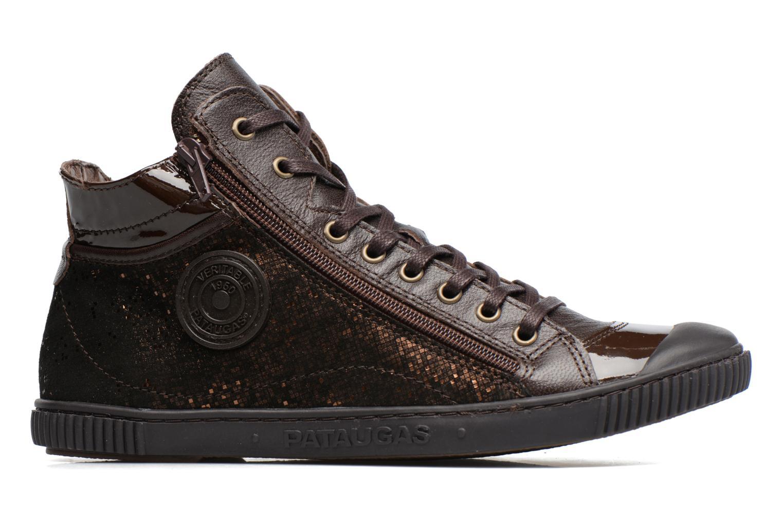 Sneakers Pataugas Bono Marrone immagine posteriore