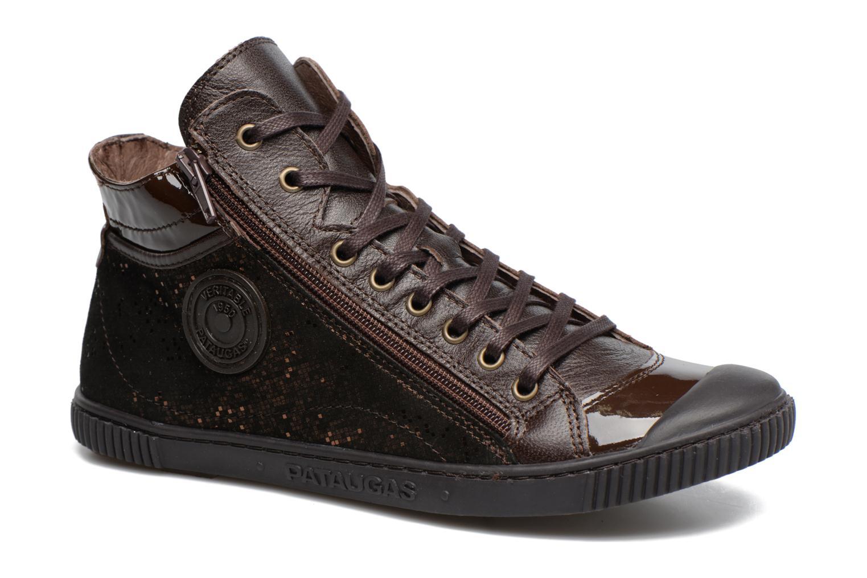 Sneakers Pataugas Bono Marrone vedi dettaglio/paio