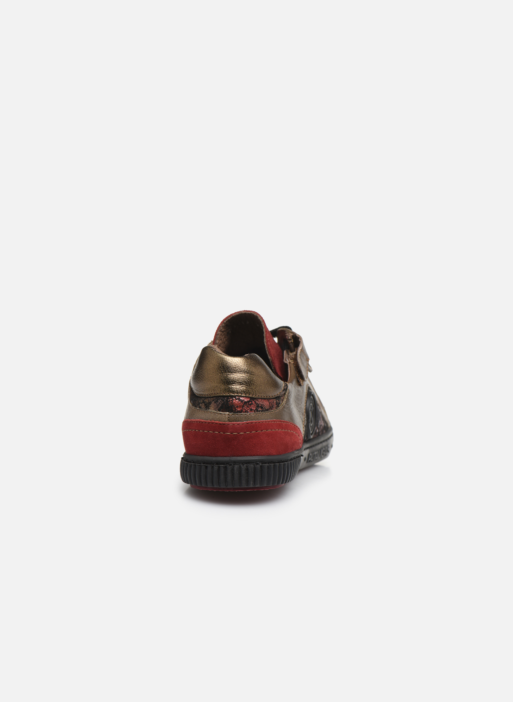 Baskets Pataugas Boreal/Fe Multicolore vue droite