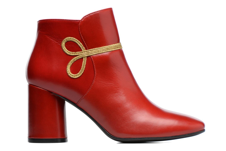 Bottines et boots Made by SARENZA Boots Camp #14 Rouge vue détail/paire