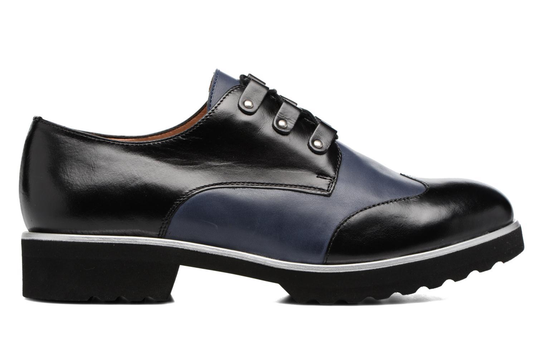 Marques Chaussure femme Made by SARENZA femme Legit Legion #4 Cuir Lisse Noir + Marine