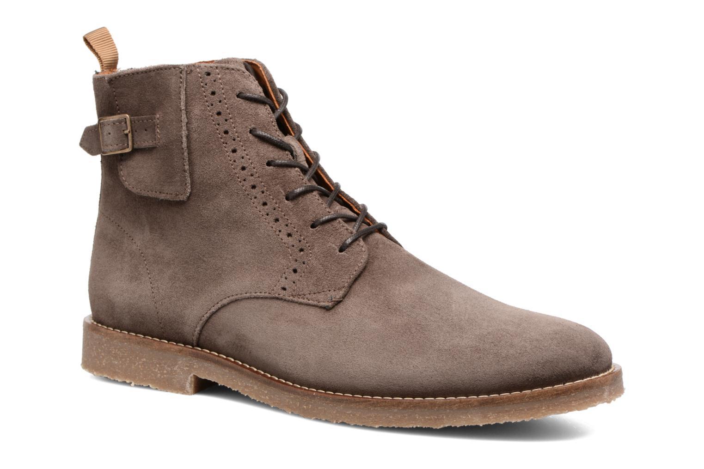Daze Boots Suede Moka