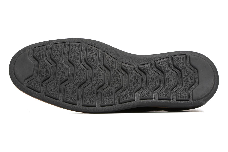 Chaussures à lacets Schmoove Prism Brogue Cliton Noir vue haut