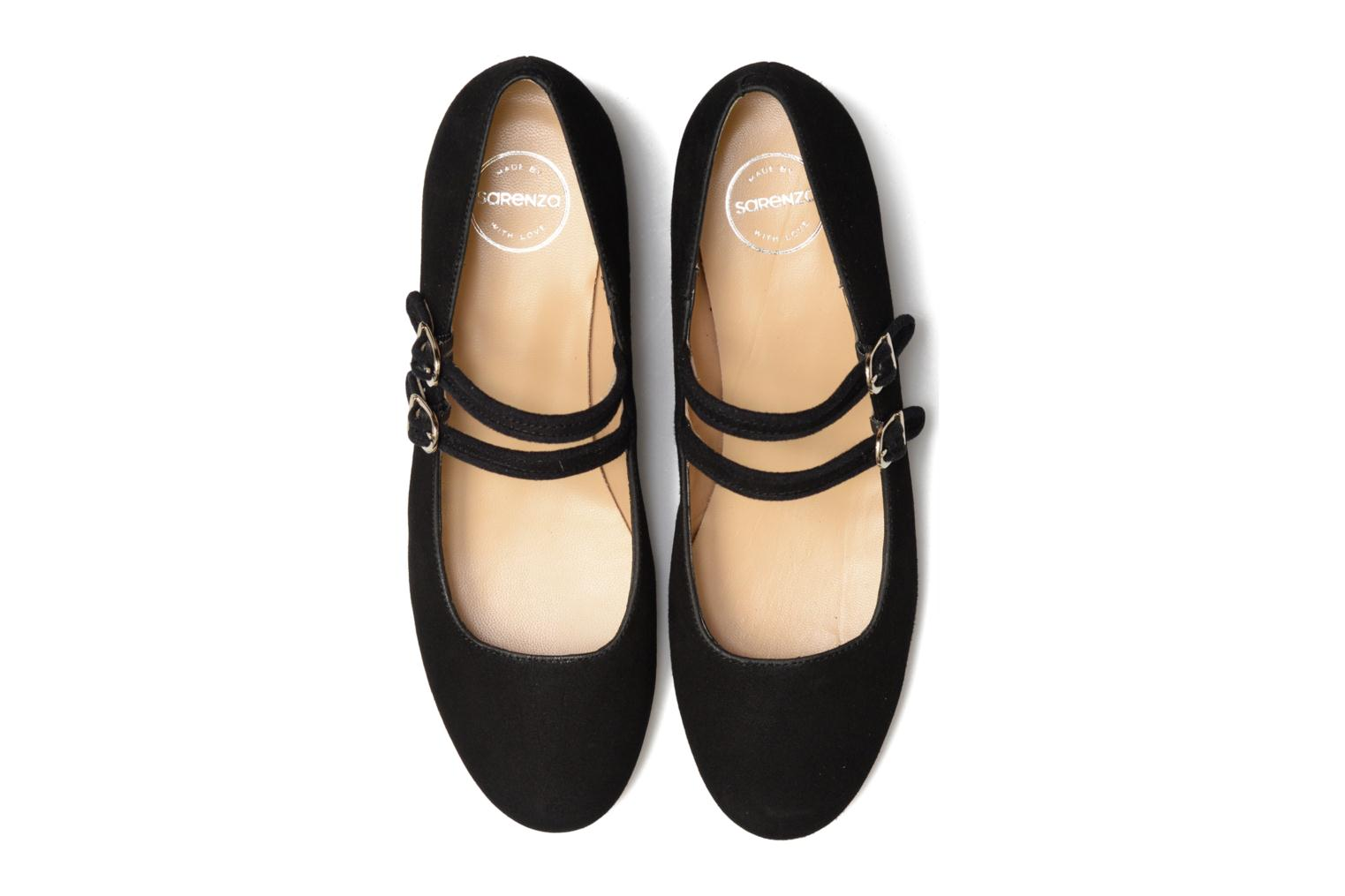 Ballerines Made by SARENZA Funtastic Chick #2 Noir vue portées chaussures