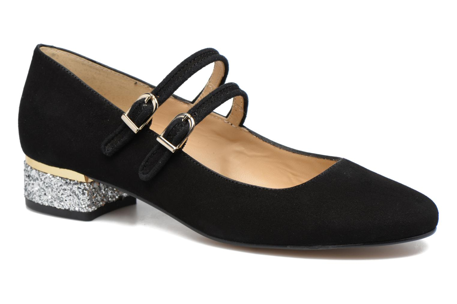 Ballerines Made by SARENZA Funtastic Chick #2 Noir vue droite