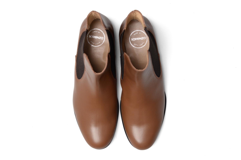Bottines et boots Made by SARENZA Winter Freak #4 Marron vue portées chaussures