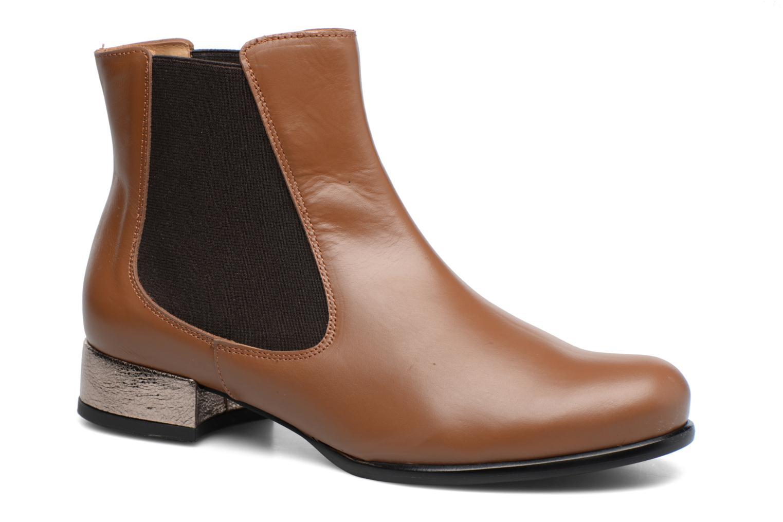 Bottines et boots Made by SARENZA Winter Freak #4 Marron vue droite