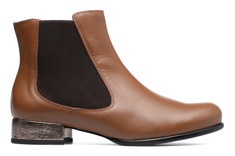 Bottines et boots Made by SARENZA Winter Freak #4 Marron vue détail/paire