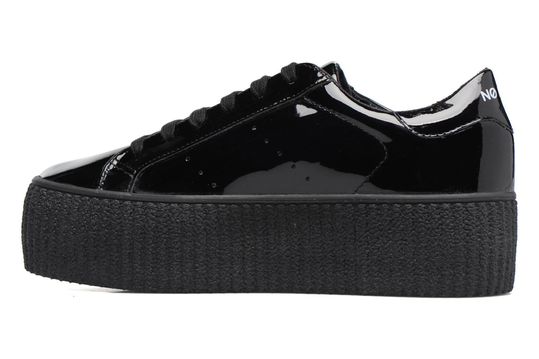 Wild sneaker patent Black Sole Black