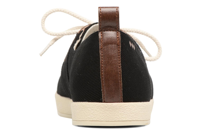 Baskets Armistice Cargo one Noir vue droite