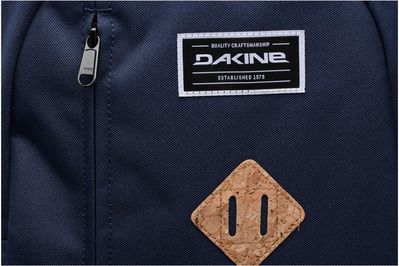 Scolaire Dakine Factor 22L Bleu vue gauche