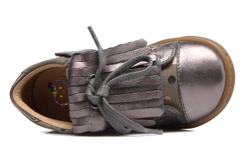 Bottines et boots Shoo Pom Bouba Mex Argent vue gauche