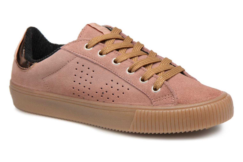 Grandes descuentos últimos zapatos Victoria Deportivo Serraje gum (Rosa) - Deportivas Descuento