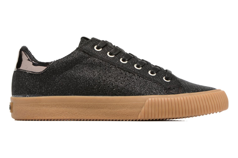 Sneakers Victoria Deportivo Lurex Zwart achterkant