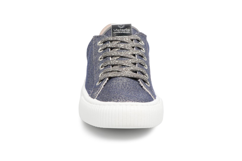 Sneakers Victoria Deportivo Lurex Grijs model