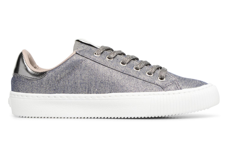 Sneakers Victoria Deportivo Lurex Grijs achterkant