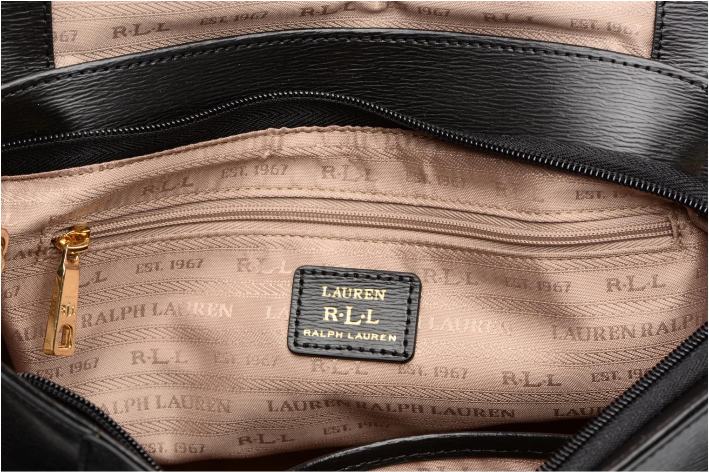 Sacs à main Lauren by Ralph Lauren Newbury Barclay Crossbody Noir vue derrière