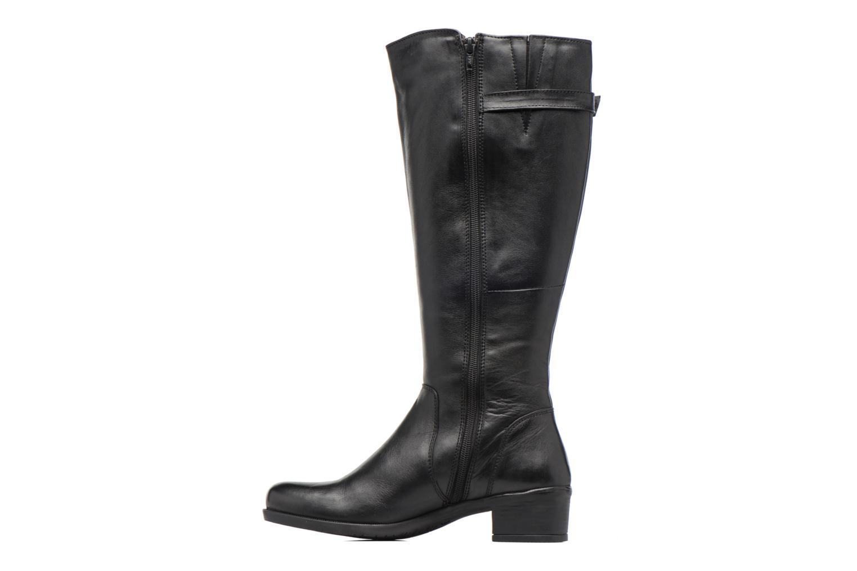 Boots & wellies Arima pour Elle Fetiche Black front view