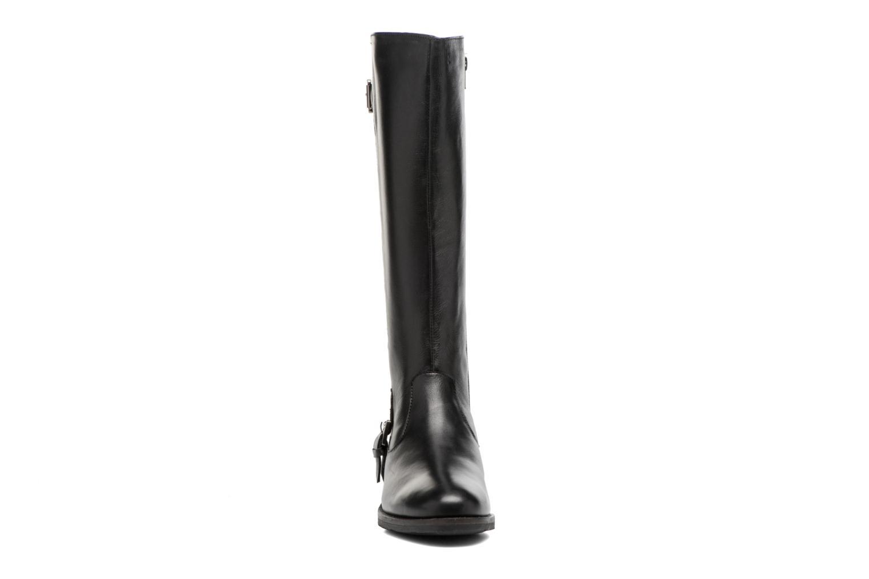 Bottes Arima pour Elle Funcky Noir vue portées chaussures