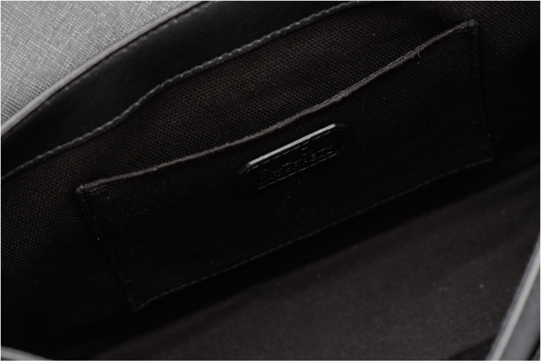 Sacs à main Karl Lagerfeld Klassik Diamond Shoulder bag Noir vue derrière