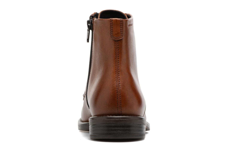 Bottines et boots Vagabond Amina 4403-301 Marron vue droite