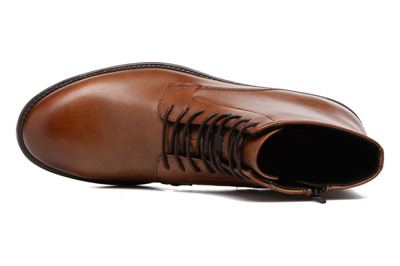 Bottines et boots Vagabond Amina 4403-301 Marron vue gauche