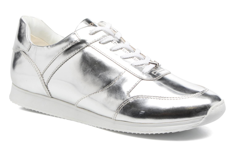 Baskets Vagabond Shoemakers Kasai 4425-083 Argent vue détail/paire