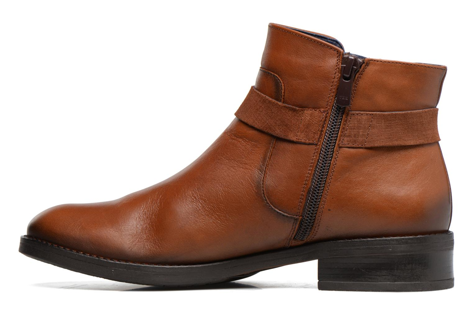 Bottines et boots Dorking Tierra 7324 Marron vue face
