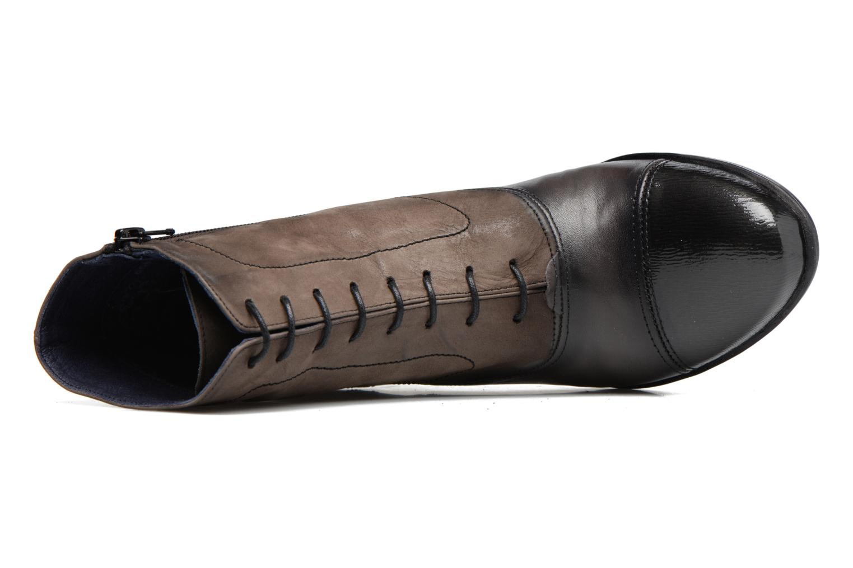 Bottines et boots Dorking Brisda 7255 Gris vue gauche