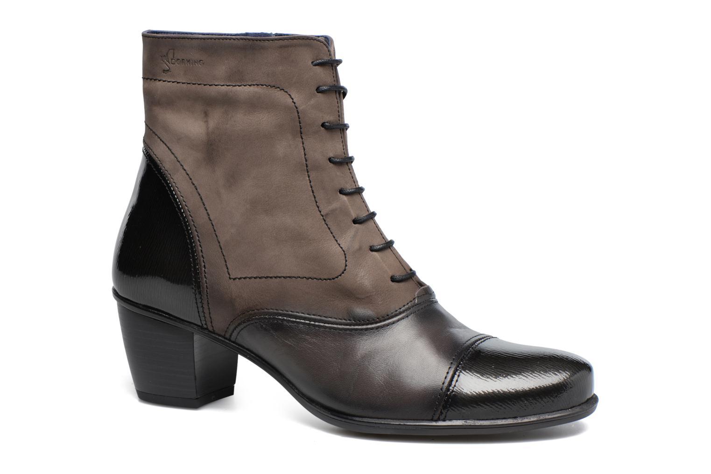 Bottines et boots Dorking Brisda 7255 Gris vue détail/paire