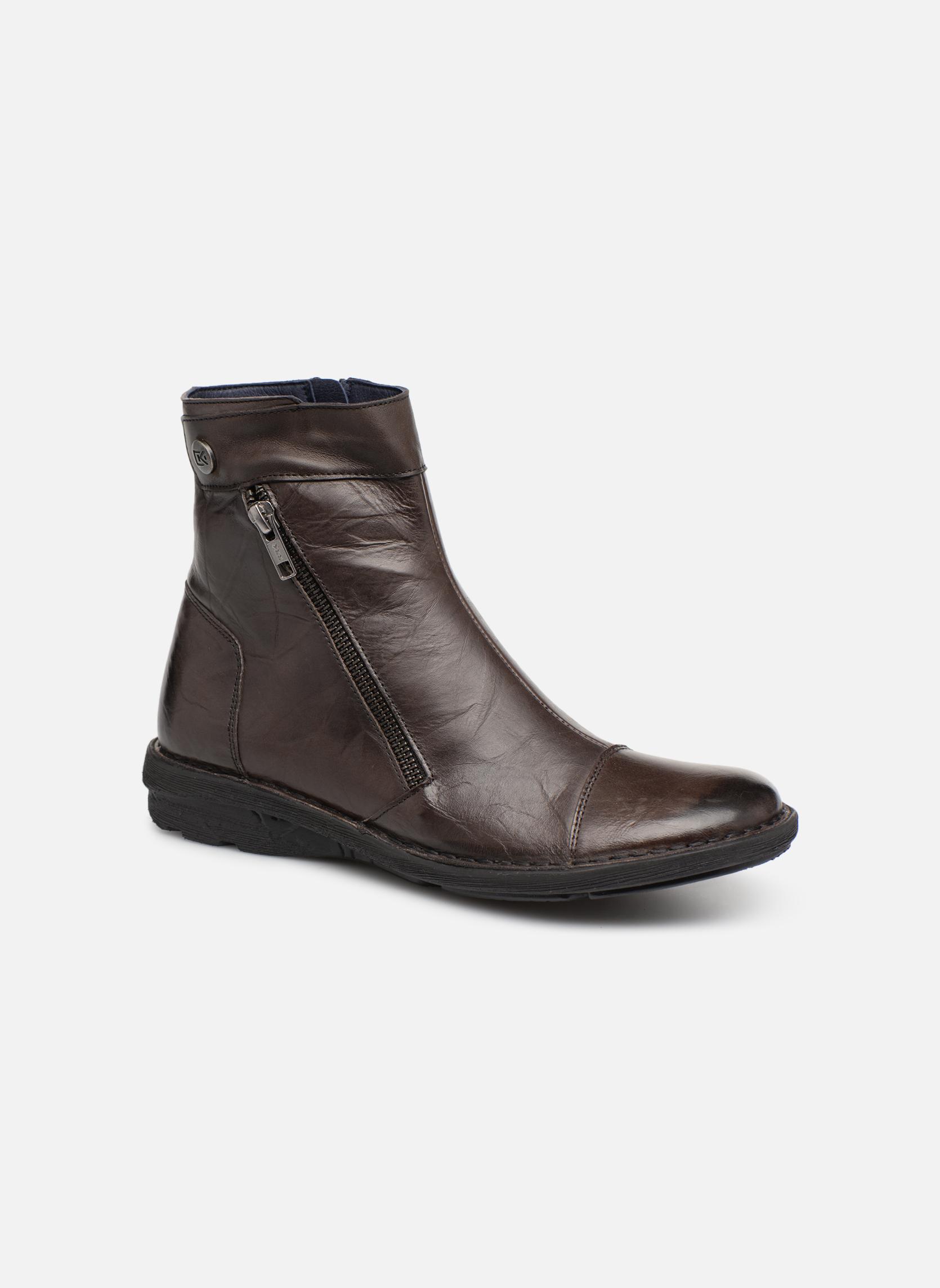 Los últimos zapatos de descuento para hombres y mujeres Dorking Medina 7268 (Marrón) - Botines  en Más cómodo