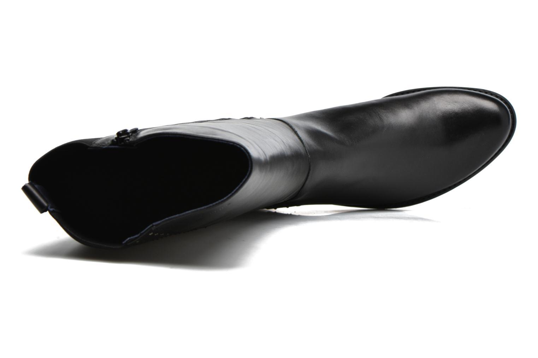 Bottes Dorking Dulce 7220 Noir vue gauche