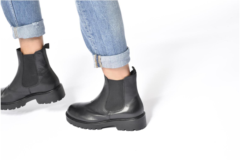 Bottines et boots Vagabond Kenova 4441-701 Noir vue bas / vue portée sac