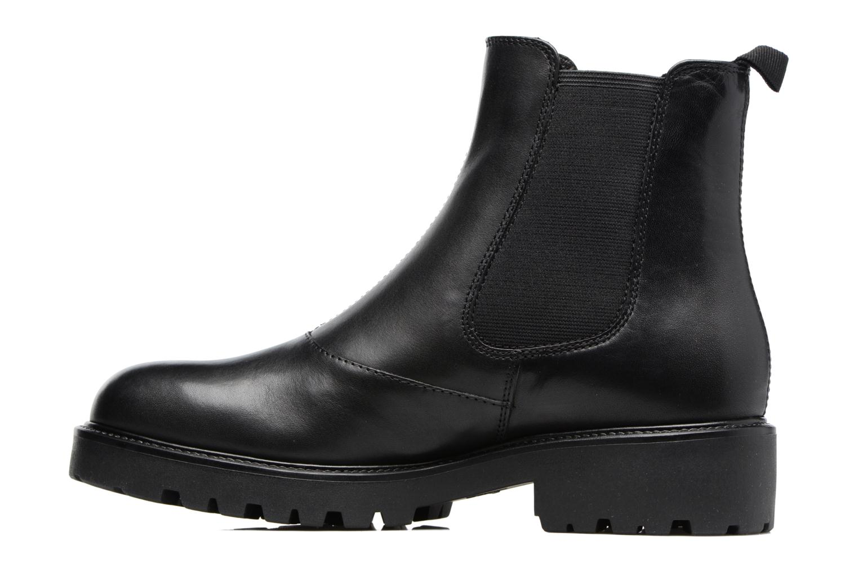 Bottines et boots Vagabond Kenova 4441-701 Noir vue face