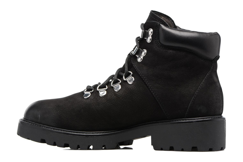 Bottines et boots Vagabond Kenova 4457-050 Noir vue face