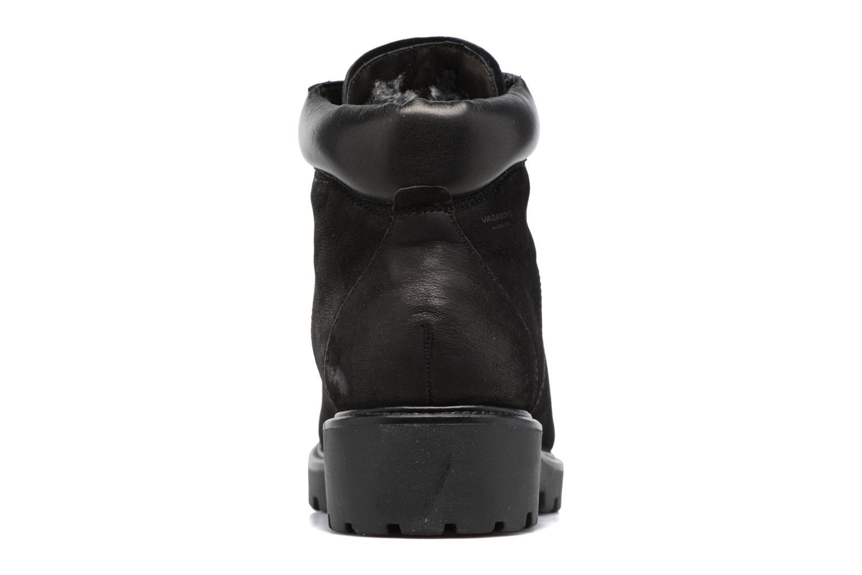 Bottines et boots Vagabond Kenova 4457-050 Noir vue droite