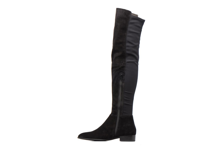 Bottes Vagabond Shoemakers Gigi 4401-040 Noir vue face