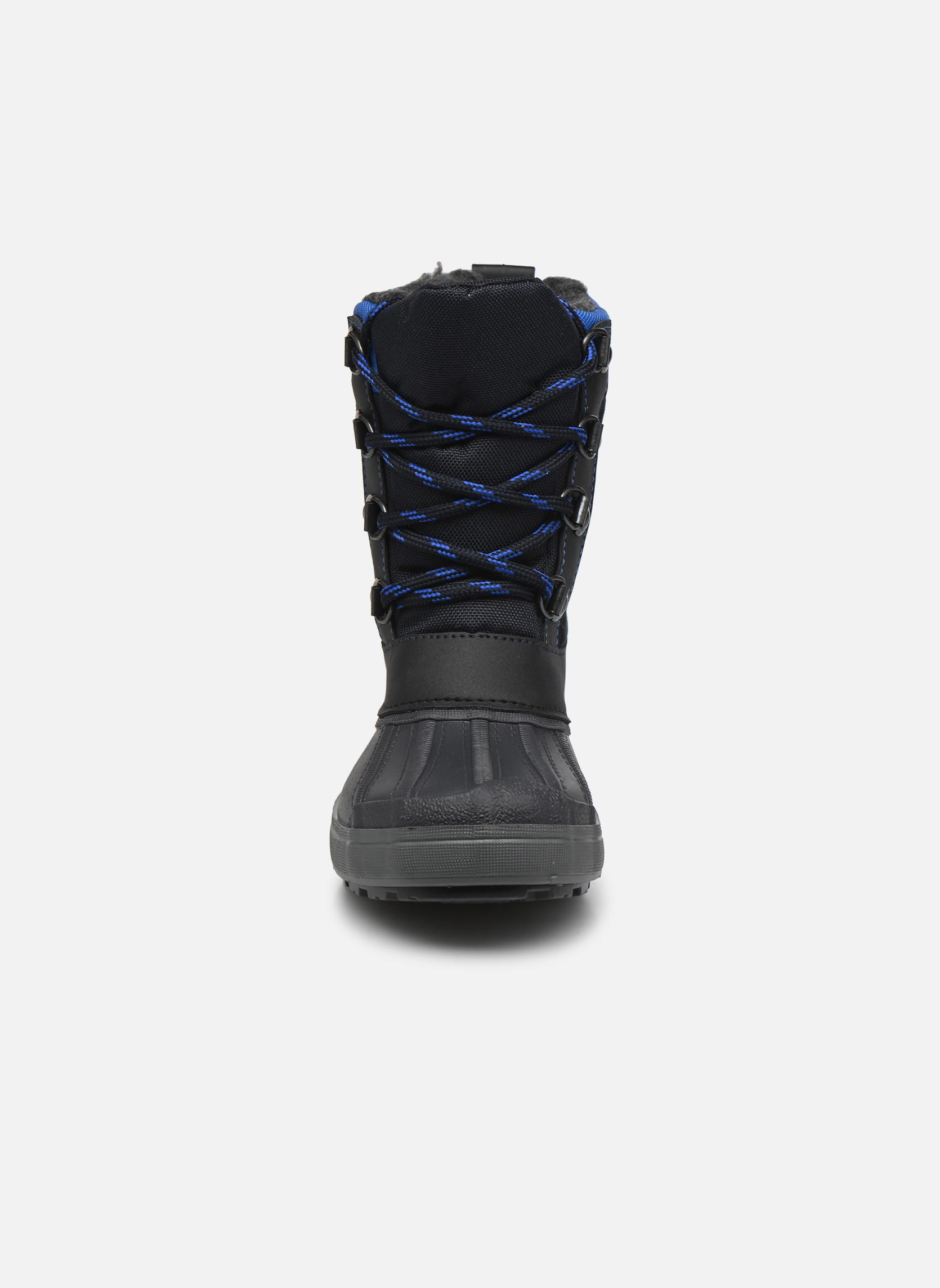 Chaussures de sport SARENZA POP VISKI Bleu vue portées chaussures
