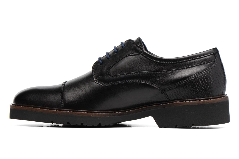 Chaussures à lacets Fluchos Cavalier 9527 Noir vue face