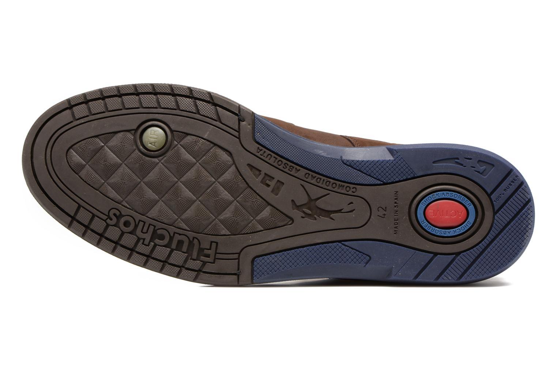 Chaussures à lacets Fluchos Hornet 9661 Marron vue haut