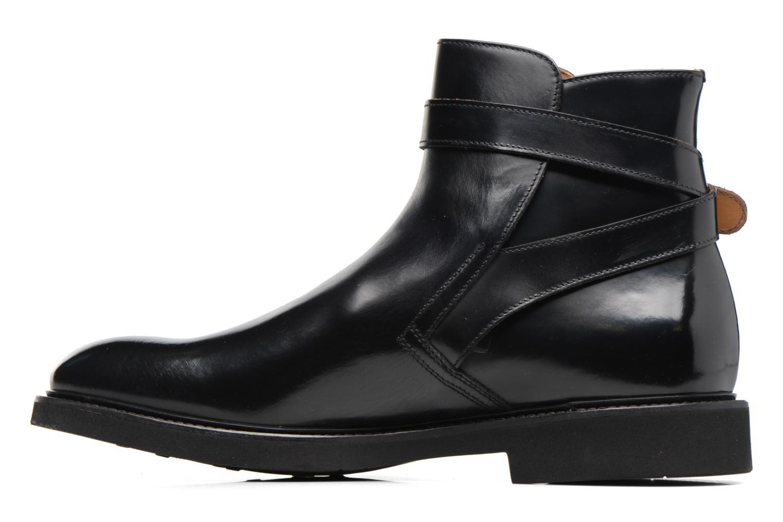 Bottines et boots Doucal's Brice Noir vue face