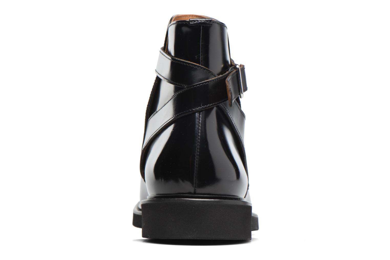 Bottines et boots Doucal's Brice Noir vue droite