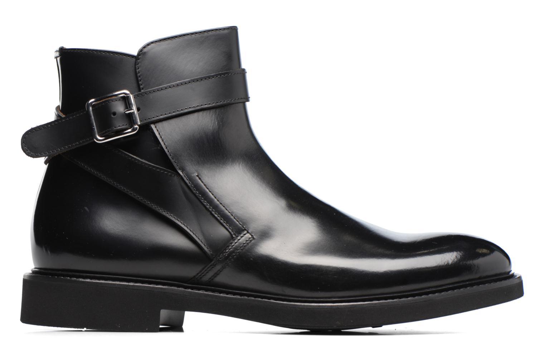 Bottines et boots Doucal's Brice Noir vue derrière