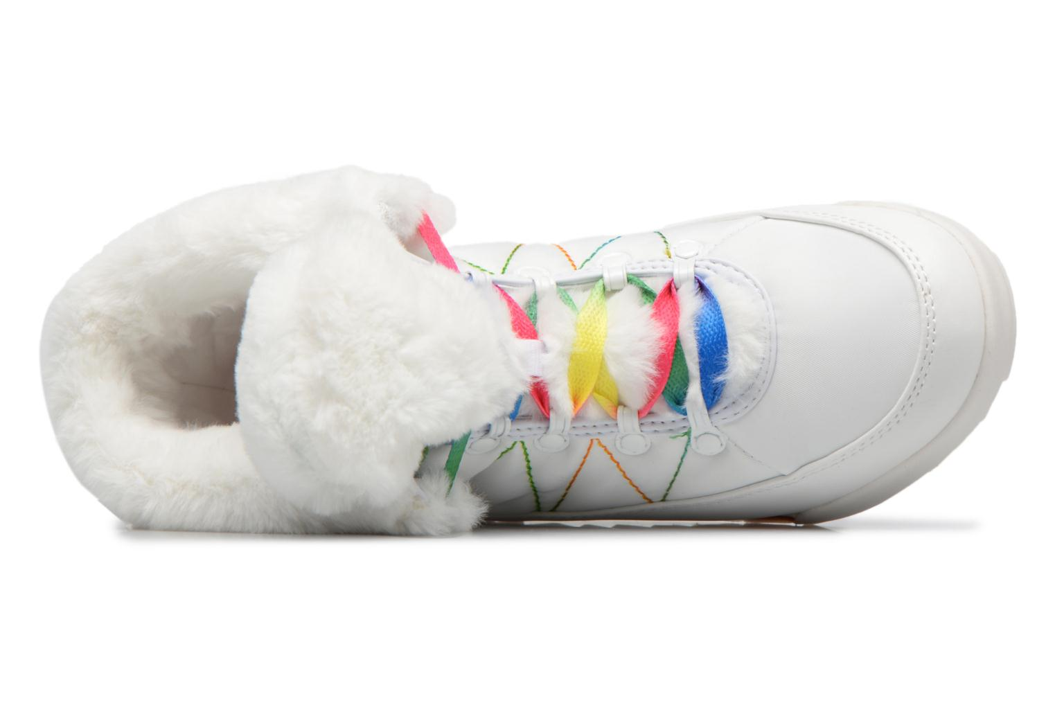 Ankle boots Rocket Dog Icee White view from the left