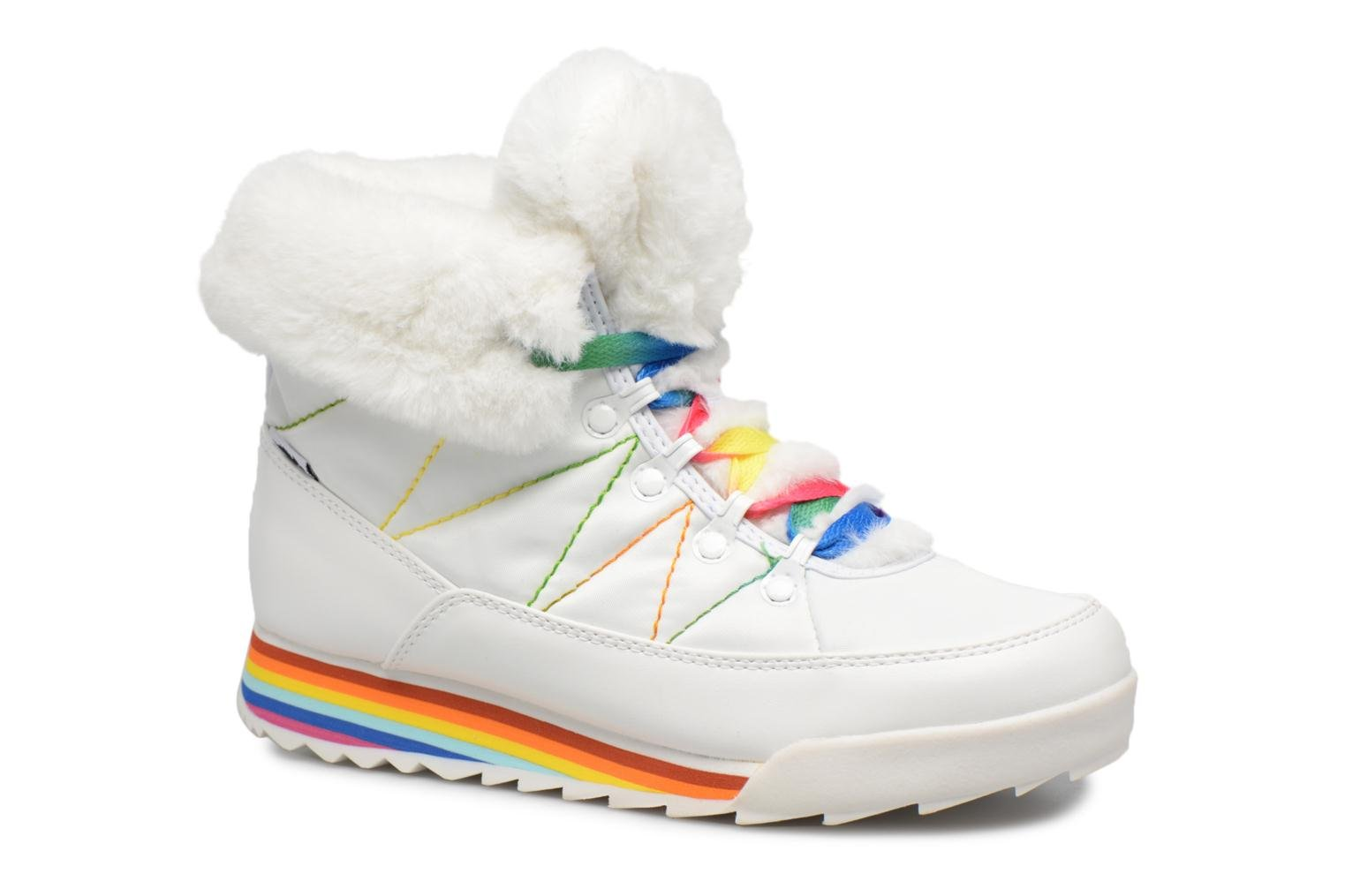 Ankle boots Rocket Dog Icee White detailed view/ Pair view