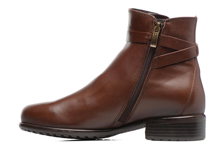 Boots en enkellaarsjes Ara Liverpool 49565 Bruin voorkant